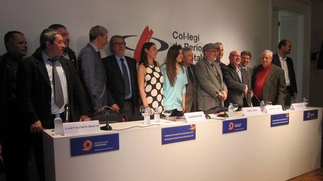 Resultado de imagen de Qui  financia a  Societat Civil Catalana
