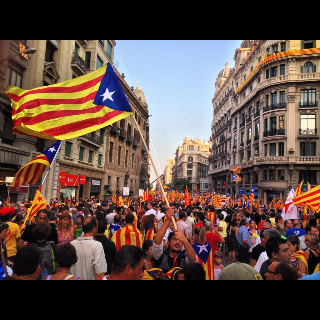 Demo Barcelona